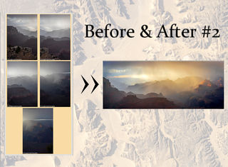 Before And After Series #2