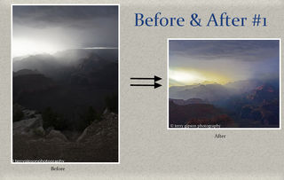 Before and After Series #1
