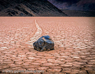 The Racetrack,California,Death Valley National Park
