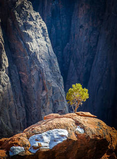 Black Canyon of the Gunnison,Colorado
