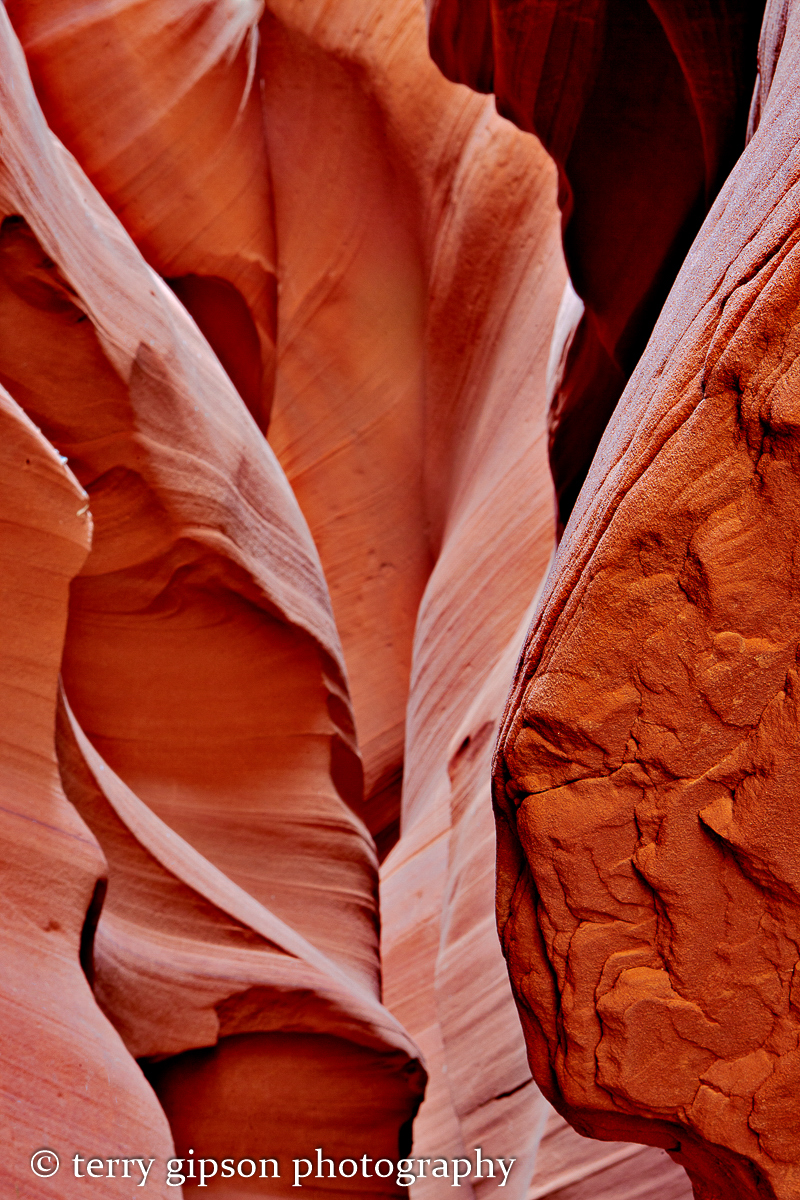 Antelope Canyons,Page,Arizona, photo