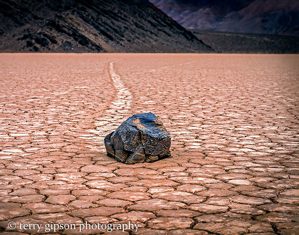 The Racetrack,California,Death Valley National Park, photo