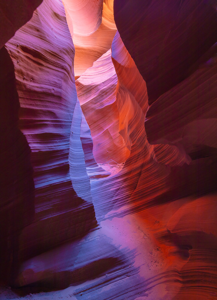 Slot Canyon #4