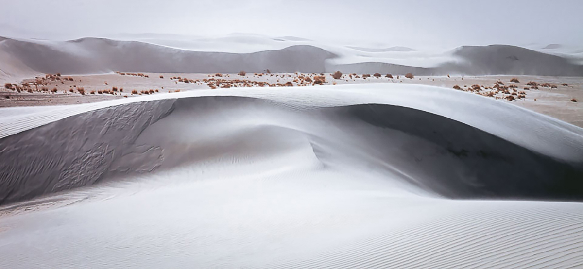 White Sands National Monument,New Mexico,spring,afternoon,sand dunes, photo